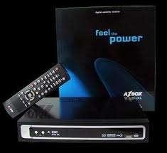 Decodificador satelital azbox evo xl, televisión premium gratuita