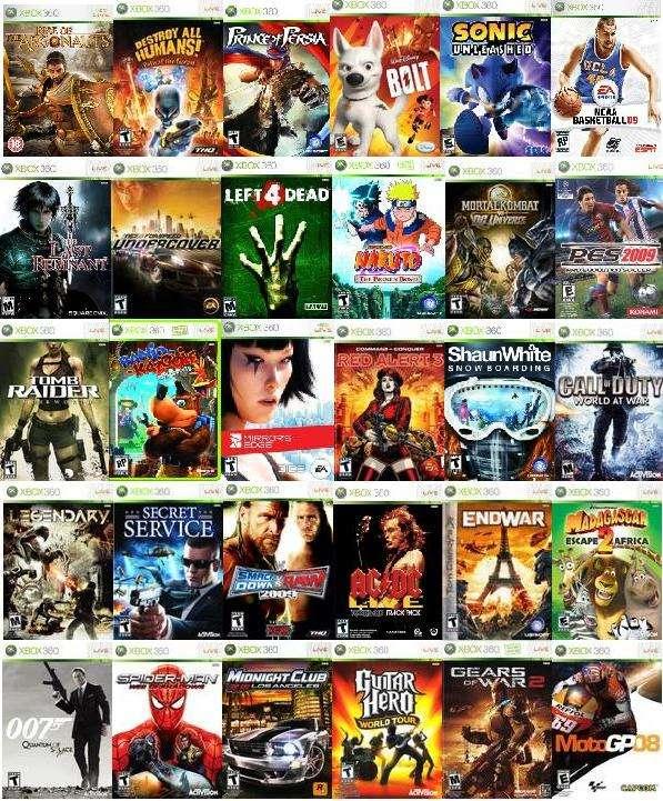 Venta Juegos Xbox 360 2000 C U 88876910 Tian Tecnico Gmail Com