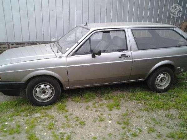 Auto volkswagen parati color gris $300000