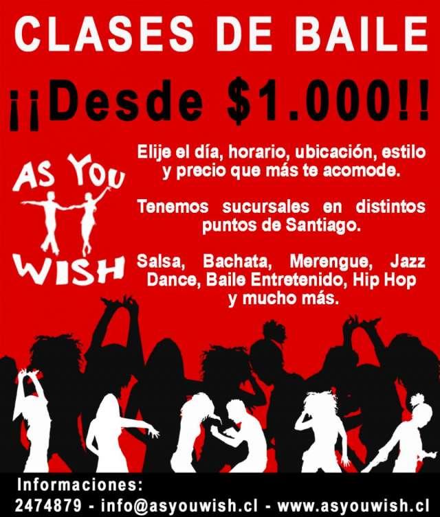 Clases de zumba, barrio bellavista, desde 1000