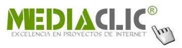 Diseño y mantención de páginas web www.mediaclic.cl