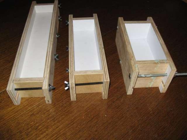 Ofrecemos cajas para fabricarjabpnes de 1-2 y 3 kilos
