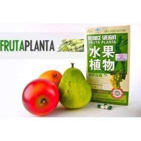 Fruta planta, versión natural y mejorada