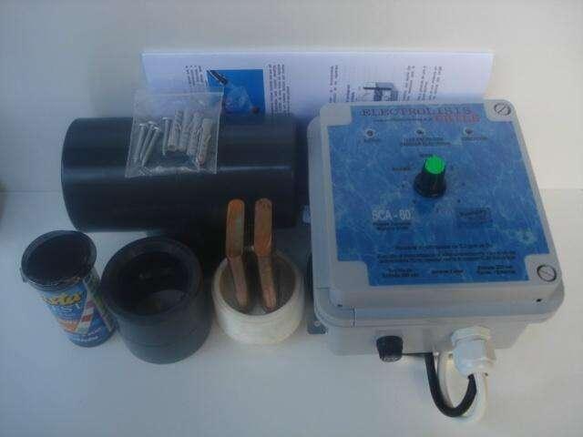 Ionizadores de piscinas y agua para beber