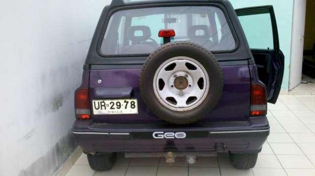 Jeep chevrolet geo traker 4x4 full equipo