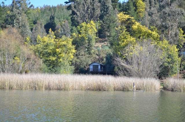Vendo sitio a orillas del lago vichuquen