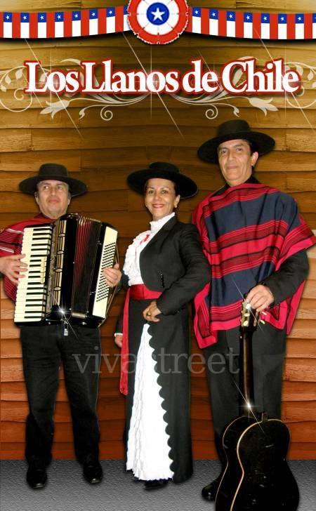 Grupo folklorico los llanos de chile