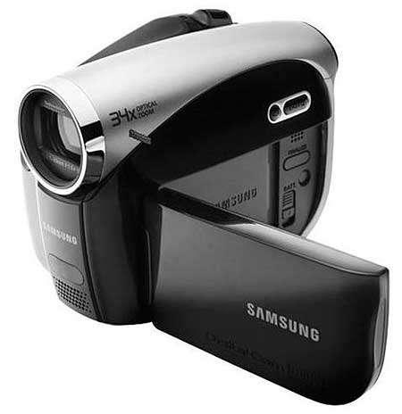 Vendo cámara filmadora digital samsung sc-dx103