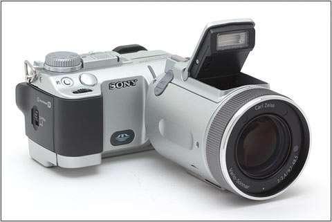 Vendo cámara sony cyber-shot dsc-f717