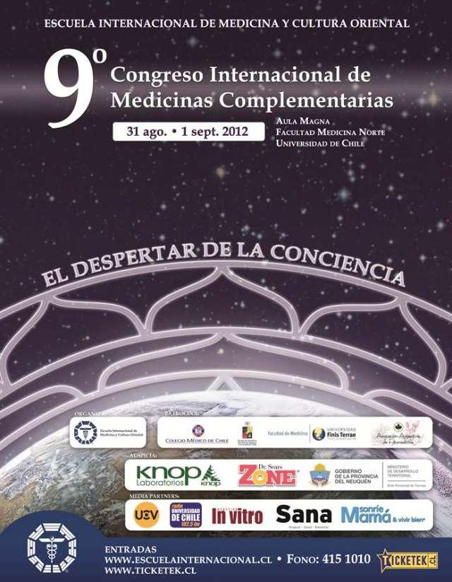 9º congreso internacional de medicinas complementarias