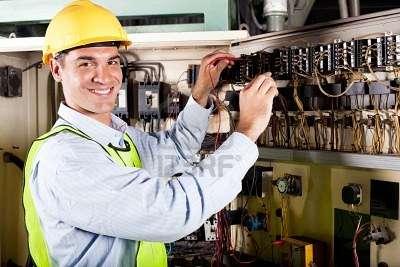 Tecnico electricista autorizado sec.