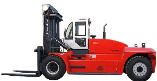 Somos fabricante de gruas horquillas de motor de diesel
