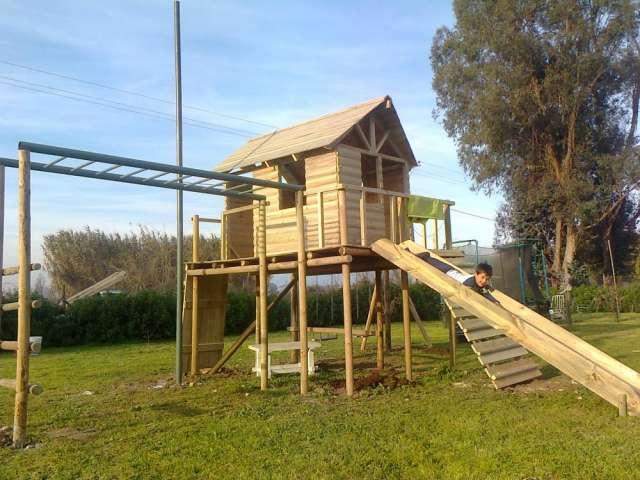 Casas de madera infantiles para jardin venta casita for Casitas para jardin de segunda mano
