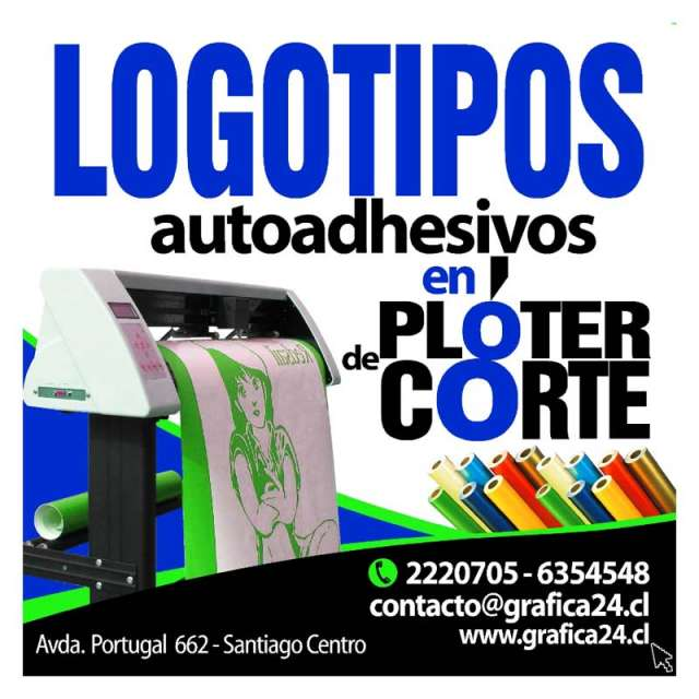 Logotipos autoadhesivos & diseño grafico profesional