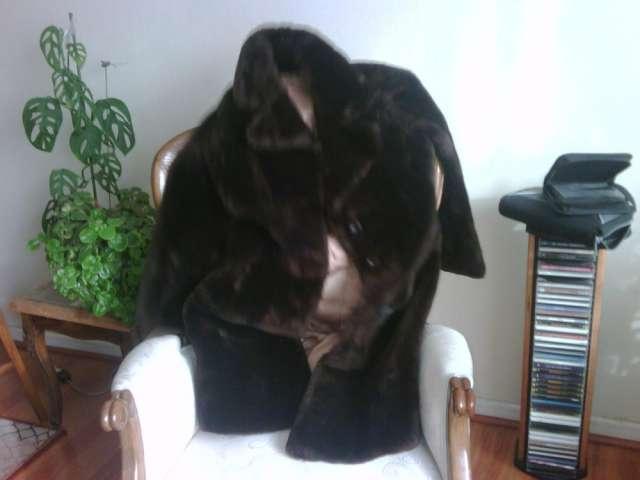 Venta de abrigo de muton