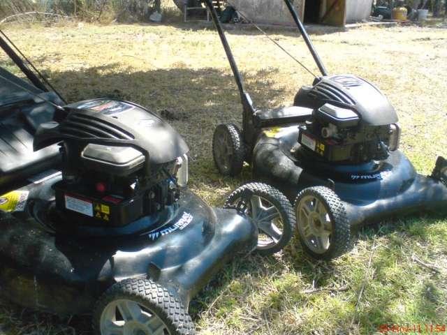 Reparaciones cortadora de pasto a motor en domicilio