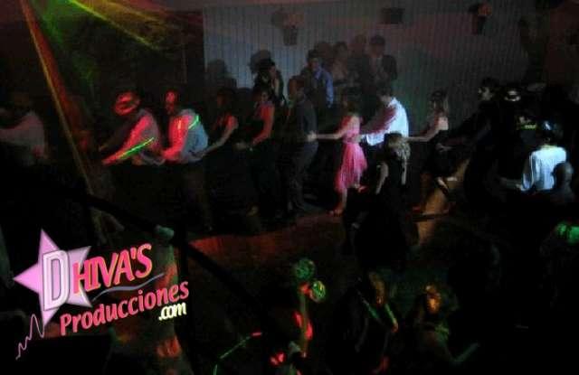 Banqueteria y produccion de eventos dhiva´s en salón santiago centro