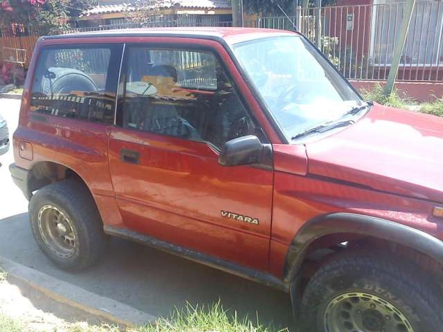 Se vende jeep suzuki vitara jx 4 x 4 $ 3.100.000