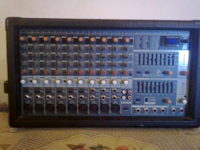 Equipo amplificador behringer pmp2000