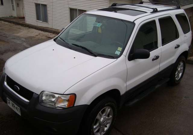 Ford escape xlt 4x4 2004 full equipo