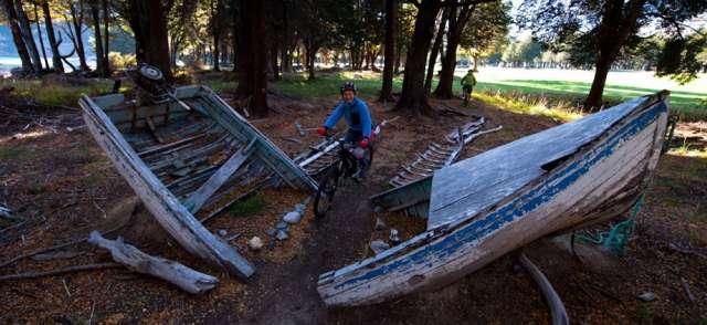 Para mayor info en : aysen mountain bike rental
