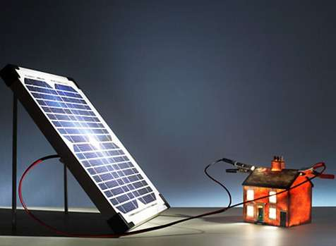 Panel solar 100watts de potencia (monocristalino)