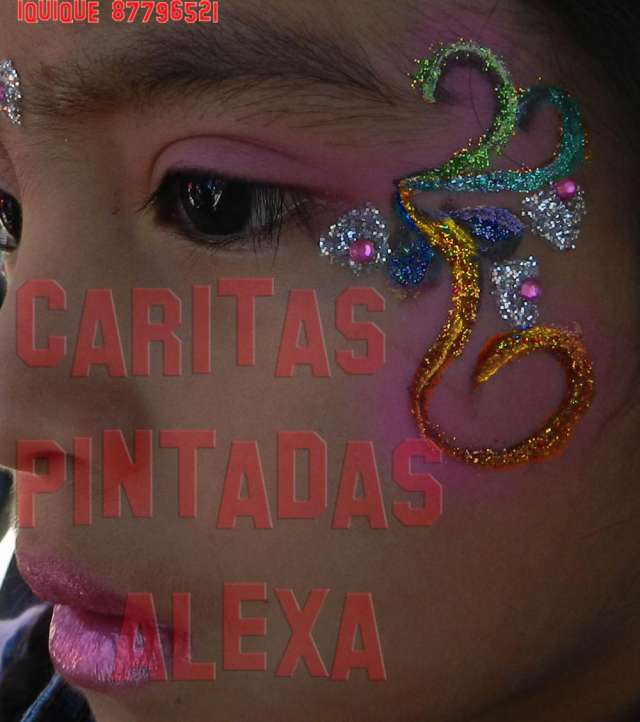 Pinta caritas mas burbujitas y luz disco gratis
