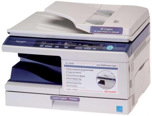 Vendo de oportunidad fotocopiadora sharp al 2030