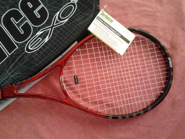 Raquetas de tenis nuevas. prince exo 3 ignite y wilson k zen