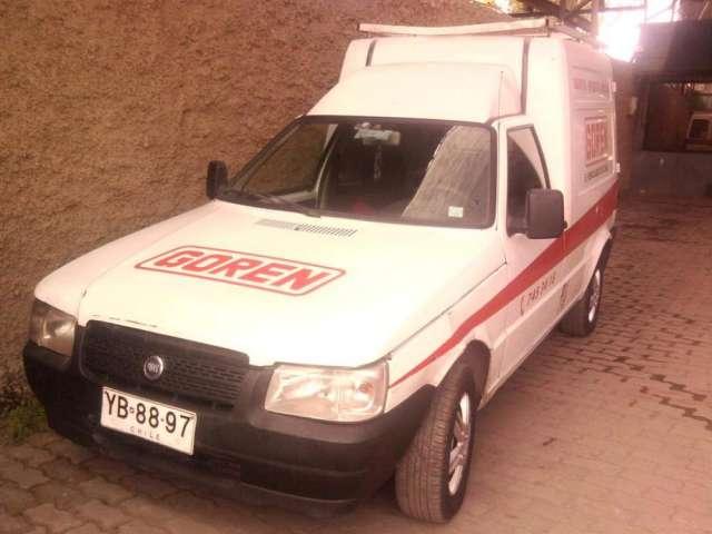 Fiat fiorino petrolera, 2005, buen estado, papeles al dia