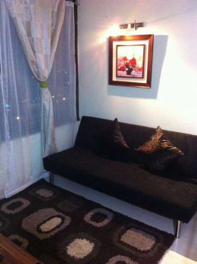 Amoblado arriendo excelente departamento en santiago centro dos dormitorios, desde $21.000