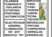 Alarmas productos vario servicios de instalacion