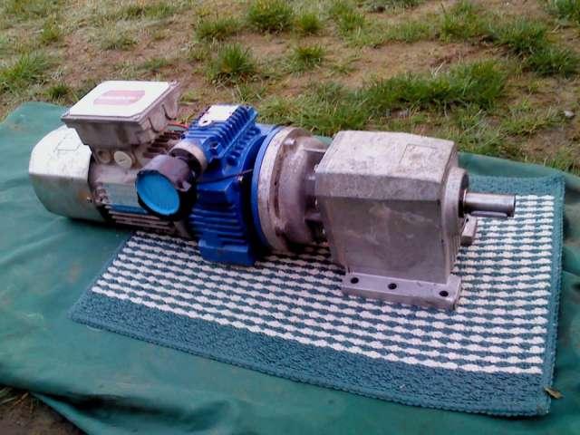 Motores electricos y motoreductores