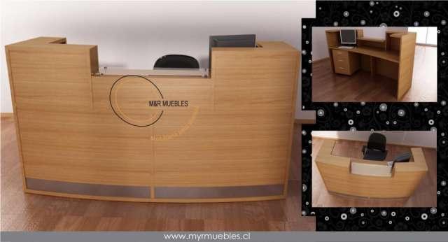 Mobiliario para empresas transporte por carretera de for Mueble recepcion oficina