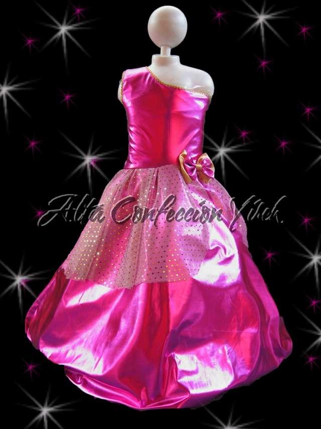 Vestidos de barbie y princesas para niña en Puente Alto - Ropa y ...