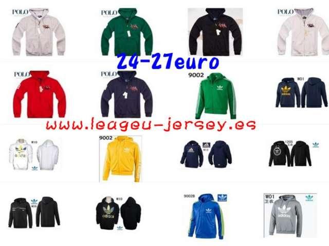 Nueva sudaderas ralph lauren polo y adidas baratas 2012