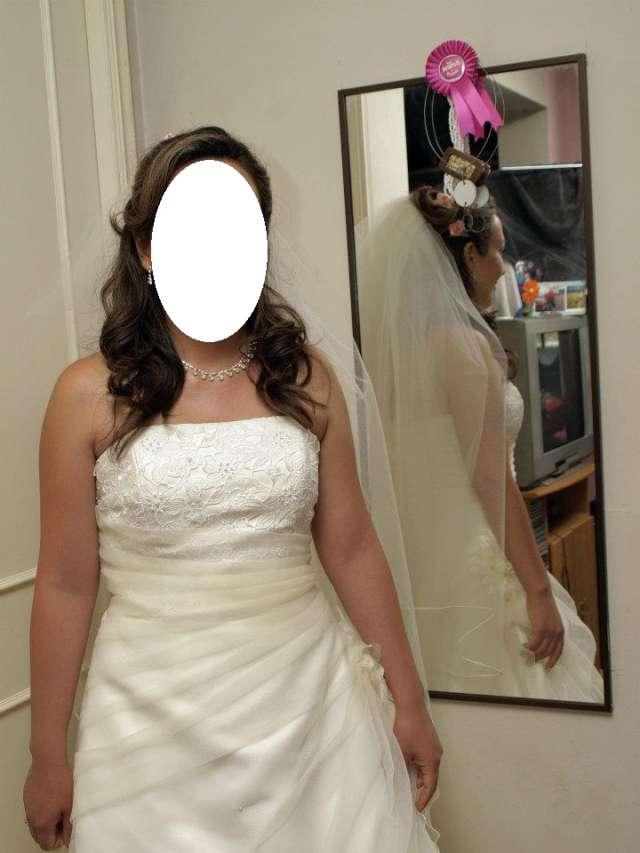 Vendo vestido de novia de la casa blanca