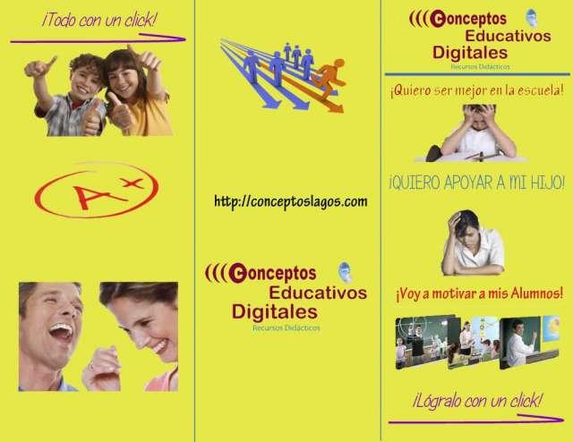 Clases interactivas para secundaria