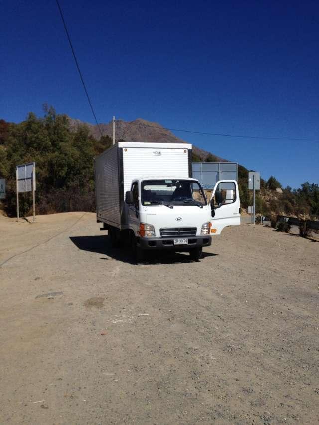 Servicio de transportes y mudanzas, a todo chile