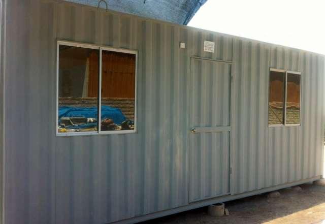 Fotos de Container soluciones modulares oficinas bodegas baños etc. 2