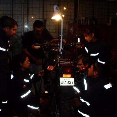 Mecánica de mantención general de motos