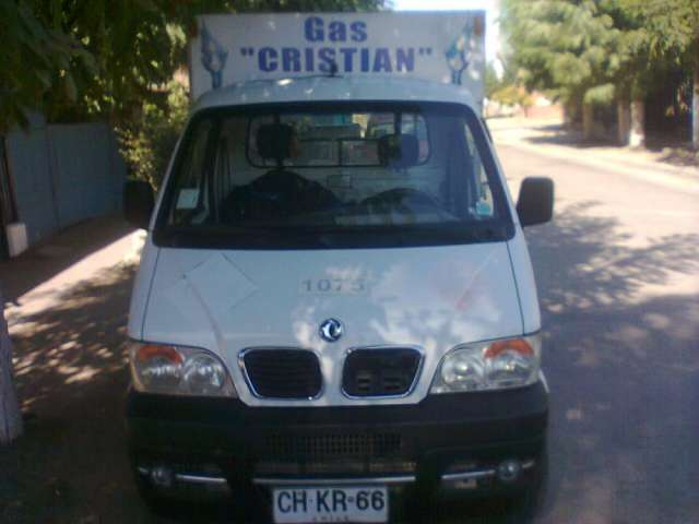 Se vende camioneta dongfeng año 2010