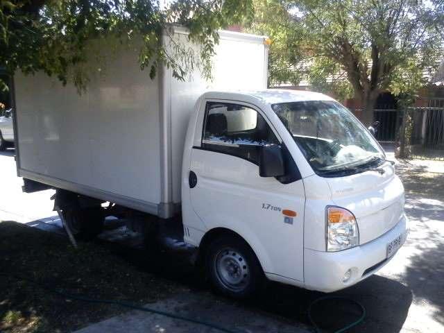 Vendo camión hyunday porter 3/4 año 2008