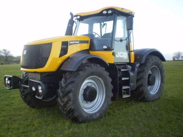 Tractor jcb 8250,año:2006,peso: 10800 kg