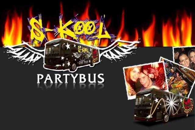 Servicio de transporte partybus, matrimonios, fiestas
