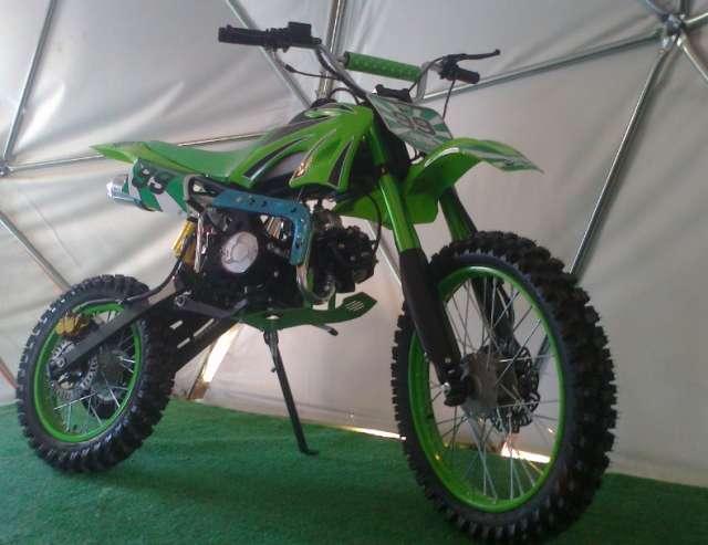 Remato moto enduro 125 cc adulto especial para campo playa o cerro