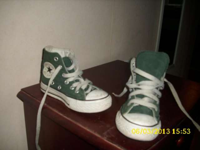 converse de all 28 y zapatillas niños Vendo star 27 n° 6Yf7vybg