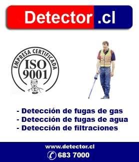 Detección de fugas de agua y detección de fugas de gas