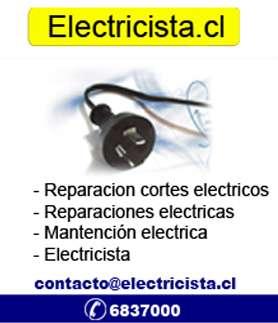 Electricista, servicios profesionales