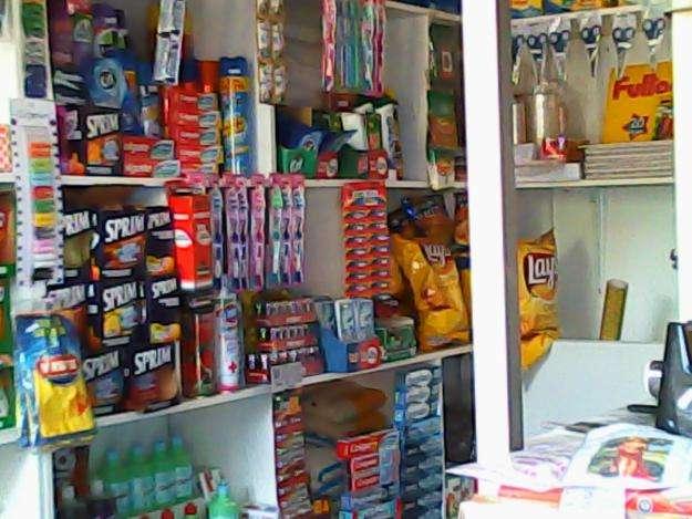 Local comercial, sector industrial, frente a carretera, lado colegio, apto varios usos, colaciones, bazar, libreria etc.